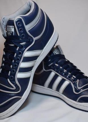 Кроссовки adidas originals top ten high. индонезия. оригинал. 44 р./28.5 см.