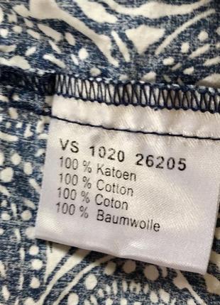 Котонова сукня, плаття, туніка, коттоновое платье туника6 фото
