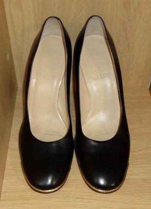 Туфли bally италия оригинал натуральная кожа