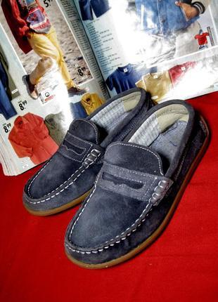 Туфли мокасины 30 р. (20 см.)