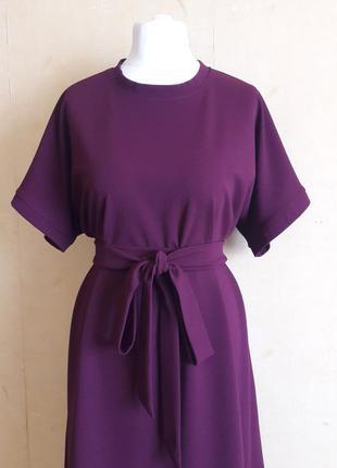 Шикарное платье свободного кроя2 фото