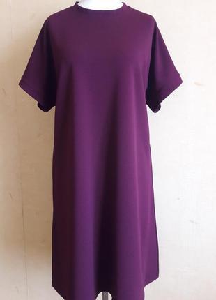 Шикарное платье свободного кроя3 фото