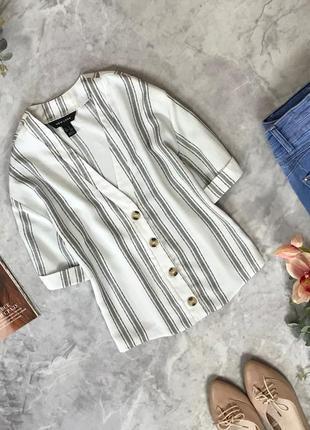 Стильная блуза в полоску  bl1915014 new look