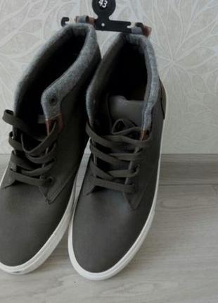 Кеды ботинки мужские 43 размер