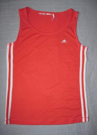 Adidas climacool (s/38) спортивная майка женская