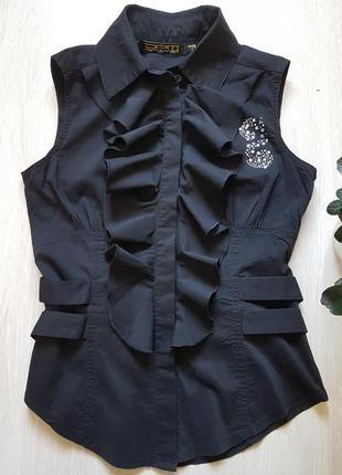 Стильная блуза, разм s