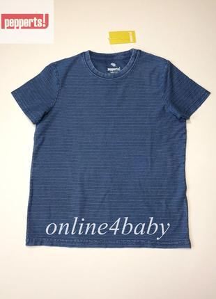 Детская футболка pepperts на мальчика 6-8, 10-12 лет
