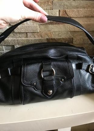 Роскошная кожаная сумка celine оригинал.плюс подарок 🎁