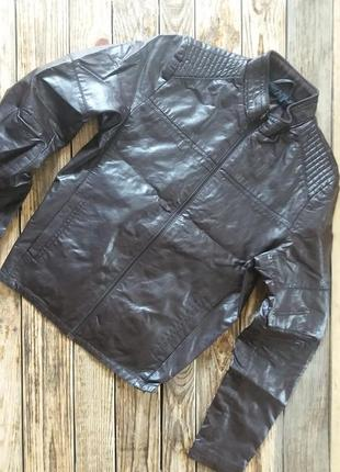 Мужская курточка косуха