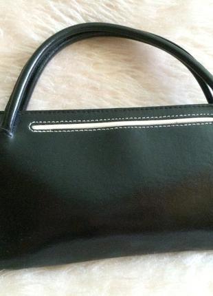 Черная сумка marks & spenser к вечернему платью
