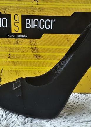 Брендовые туфли antonio biaggi  италия замша,кожа