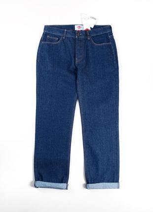 Синие классические джинсы lee cooper