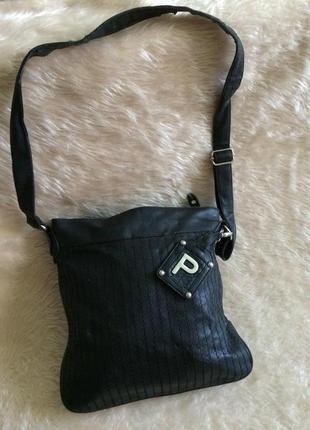Черная сумка parfois