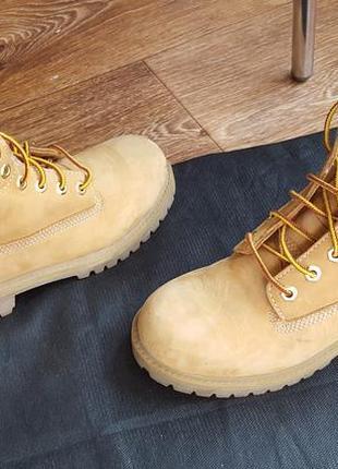 Ботинки детские timberland original