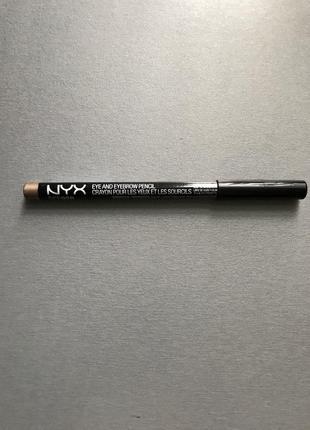 Nyx карандаш для глаз/ бровей