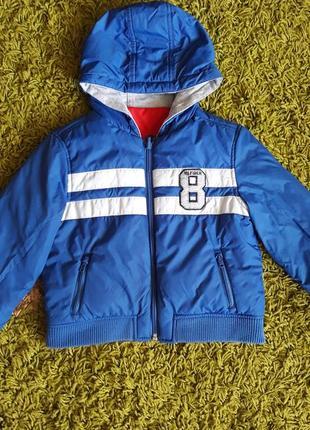 Двухсторонняя куртка на весну оригинал