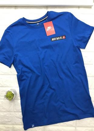 b1ca0c50b422 Синие мужские футболки 2019 - купить недорого мужские вещи в ...