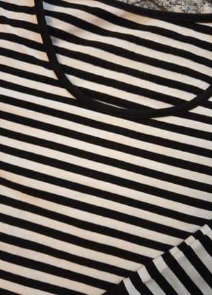 Полосатый топ футболка кофта3 фото