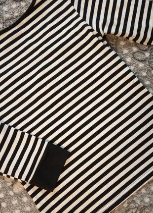 Полосатый топ футболка кофта4 фото