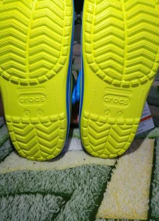 Crocs сабо3 фото
