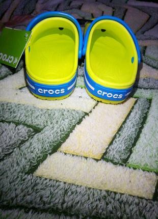 Crocs сабо4 фото