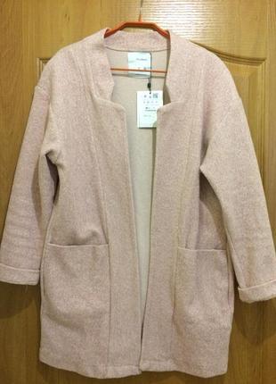Пальто pull & bear новое