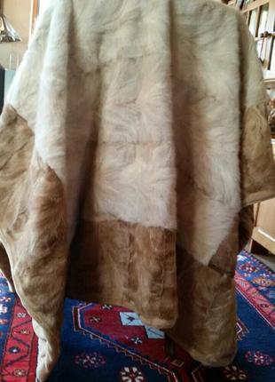 Норковое одеяло плед