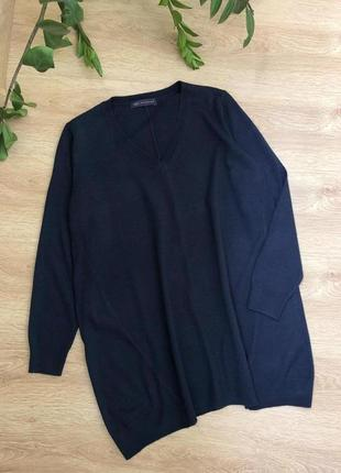 Стильный свитер xl-xxl