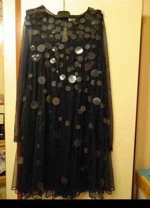 Праздничное шикарное платье asos