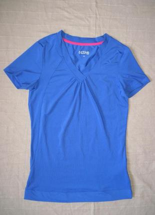 Tcm active (xs) спортивная футболка женская1 фото