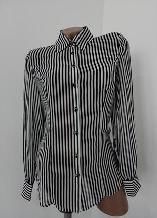 Крутая блуза в полоску guess оригинал