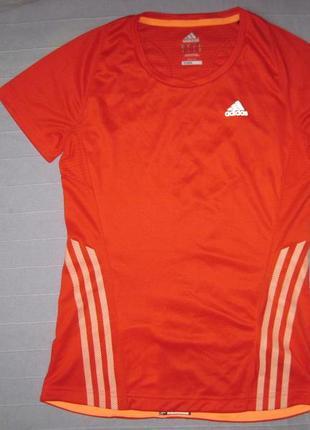 Adidas supernova (s/36) спортивная беговая футболка женская