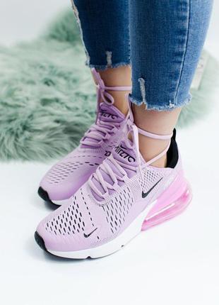 Шикарные женские кроссовки nike air max 270 😍 (весна/ лето/ осень)