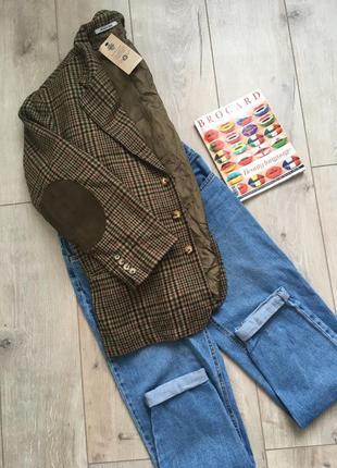 Стильный шерстяной пиджак2 фото