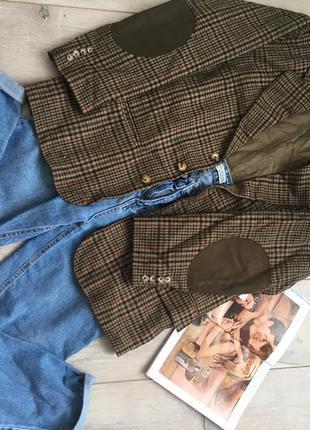 Стильный шерстяной пиджак3 фото