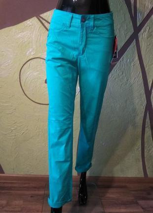 Красивые котоновые штаны, брюки, джинсы.