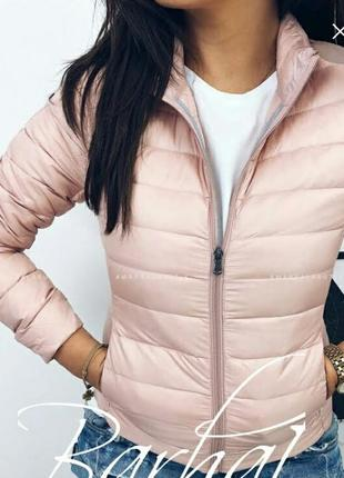 Новая курточка зефирка