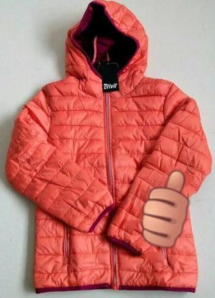 Демискзонная куртка crivit на девочку 146/152
