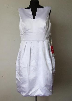 Коктейльно-свадебное  платье jjshouse