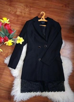 Платье пиджак кружево