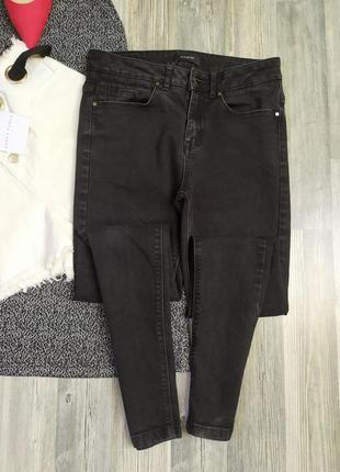 Стильные базовые джинсы скинни