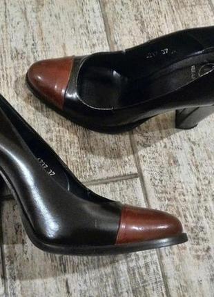 #туфли кожа#туфли высокий каблук#туфли италия#