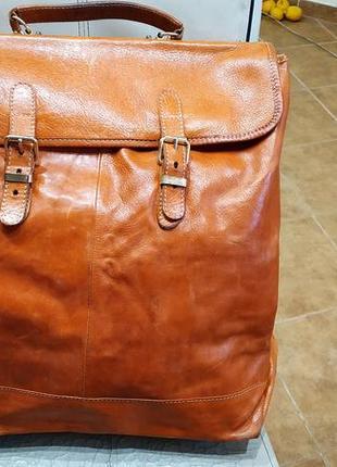 Дорожня сумка-саквояж sem vaccaro
