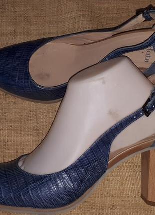 41р-27 см туфли perlato made in portugal