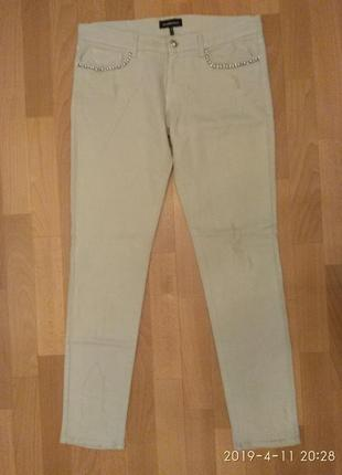 Крутые джинсы от rokkobarocco размер16