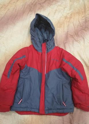 Продам зимнюю куртку columbia.