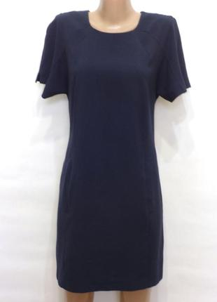 Стильное платье с карманами george, р.48
