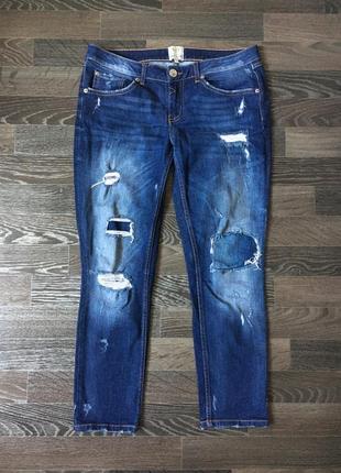 Крутые джинсы бойфренды2 фото