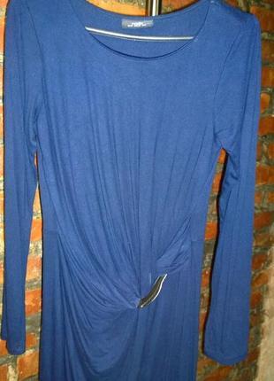 Платье с драпировкой wallis3 фото