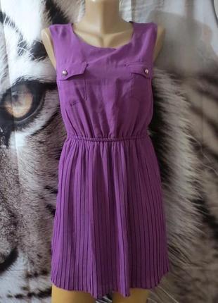 Красивое стильное платьице
